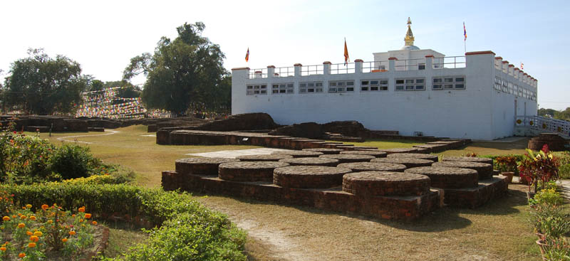Birthplace of Lord Buddha