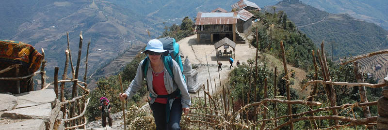 Kathmandu valley hiking tour